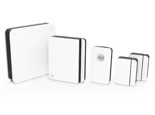 Scout Alarm Wireless Home Security System, Arctic