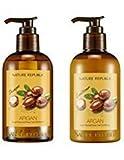 Best Nature Republic Argan Oils - Nature Republic Argan Essential Deep Care Shampoo + Review