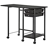Coaster Home Furnishings Desk Set, Black