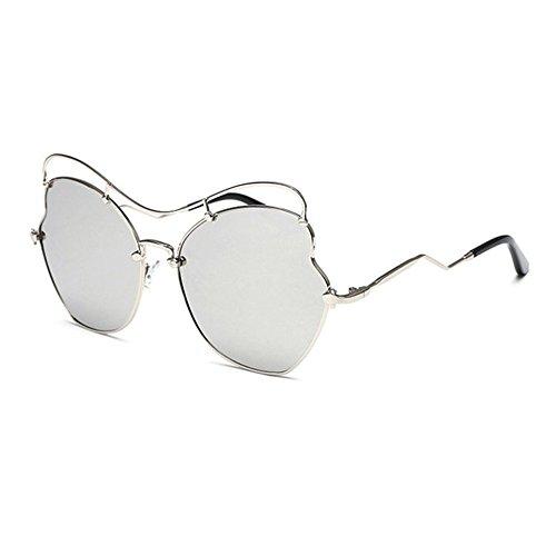 Aoligei Lunettes de soleil de mode européens et américains autour de personnalité réfléchissant polarized lunettes de soleil lunettes de soleil hommes et femmes aJMZPbnGn