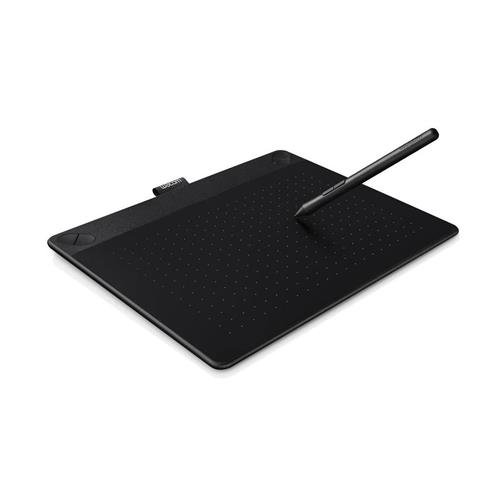 Wacom Intuos Art Pen and Touch Tablet CTH690AK - Medium Black (Certified Refurbished)