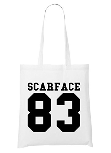 83 83 Bag 83 Bag Scarface Scarface White White White Scarface Bag qwXfFata