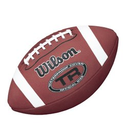 Wilson TR Waterproof Rubber Official Bal (EA)