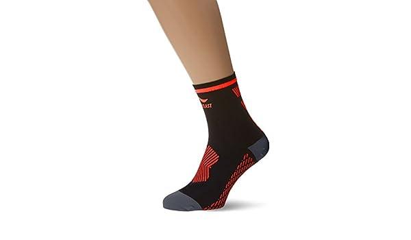 Calcetines compresivos Sportlast NRG Pro Assen Negro-Rojo 2017: Amazon.es: Deportes y aire libre
