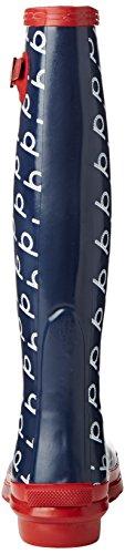 Chatham Marine Tamar - zapatillas impermeables de goma mujer azul - Blue (Navy Rope)