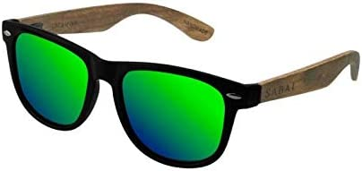 Regalos Miguel - Gafas Sol - Gafas de Sol SABAI Chill - Sabai Verde - Envío Desde España: Amazon.es: Hogar