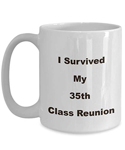 35th Class Reunion School Souvenir Mug Funny Novelty