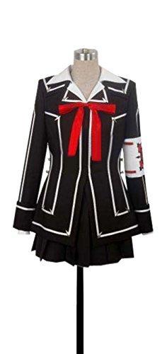 [Dreamcosplay Anime Vampire Knight Kuran Yuki School Uniform Cosplay] (Vampire Knight Rima Costume)