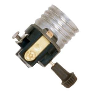 90-1143 Satco Products Inc. 3-WIRE/2-CIR. - Wire 3 Lamp Socket