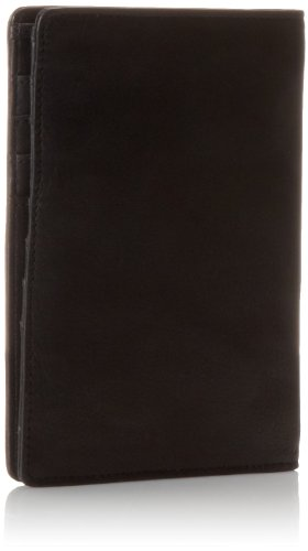 Derek Black Pocket Ns Black Alexander Wallet Size One Travel Breast qCqpfZB