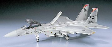 Hasegawa 1/72 F-15C Eagle Airplane Model Kit