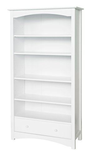 DaVinci MDB Book Case, White