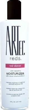 Artec Красные Цвет Пополнение увлажняющий, Red Clover (8,0 FL. OZ. / 237 мл)