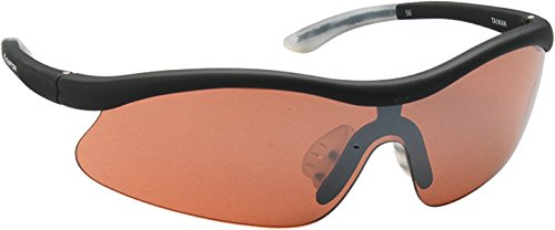 Easton Flare Sunglasses, Black/Red (Sun Glasses Easton)