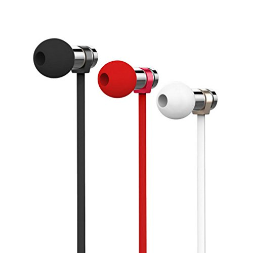RM-565i Earbuds In-Ear Metal Earphones Stereo Bass 3.5mm Headphones with - Malls Aurora Outlet