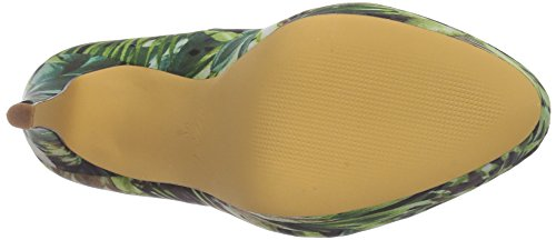 Blink BL 548 - Zapatos de vestir de material sintético para mujer verde - Grün (multi green69)