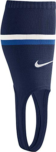 (Nike Youth Vapor Stirrup Socks (Navy, OneSize))