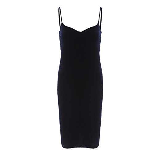 ZAFUL - Vestido - trapecio - para mujer PURPLISH BLUE