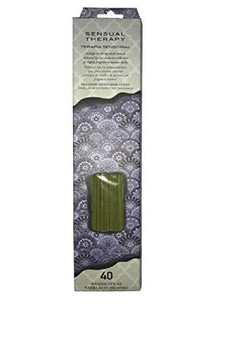 Flora Classique Sensual Therapy Incense, 40ct