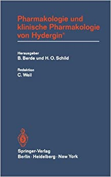 Book Pharmakologie und Klinische Pharmakologie von Hydergin