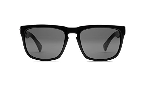 grey ohm Electric Gloss Grey Visual Black Knoxville Sunglasses Black Lens Frame Matte IwqvTZw