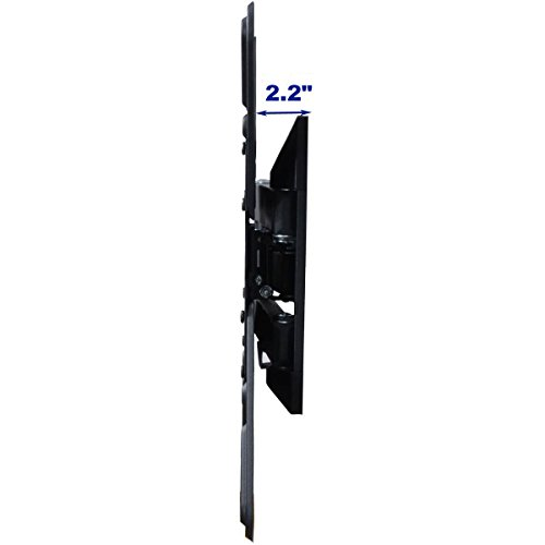 VideoSecu-ML531BE-TV-Wall-Mount-for-most-22-55-LED-LCD-Plasma-Flat-Screen-Monitor-up-to-88-lb-VESA-400×400-with-Full-Motion-Swivel-Articulating-20-in-Extension-Arm-HDMI-Cable-Bubble-Level-WP5