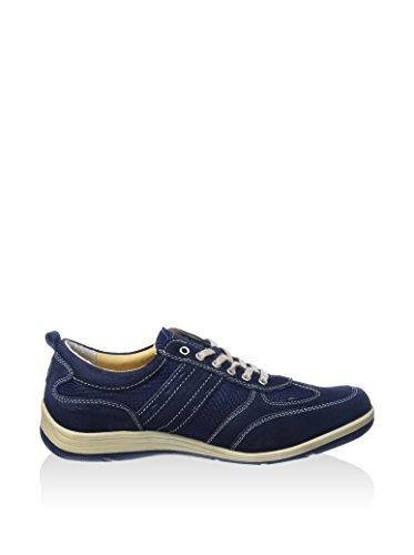 Lumberjack Herren Wise Low Cut Sneaker Marineblau