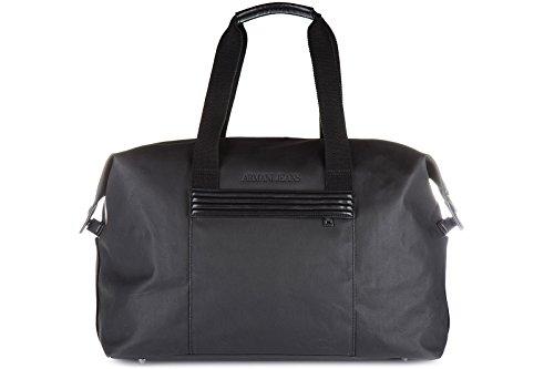 Armani Jeans sac de voyage noir