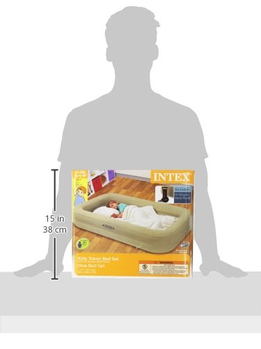 Kids Travel Inflatable Bed Set