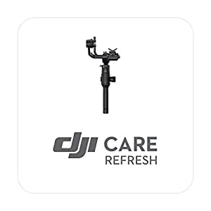 DJI Ronin S Care Refresh, Garanzia per Ronin S, fino a due Sostituzioni Entro 12 Mesi, Supporto Rapido, Copertura Contro gli Incidenti e i Danni Causati dall'Acqua, Attivato entro 30 giorni 5 spesavip
