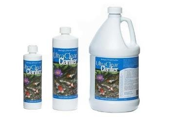 Biological Clarifier - Ultra Clear 41125 Biological Pond Clarifier, 32 Oz