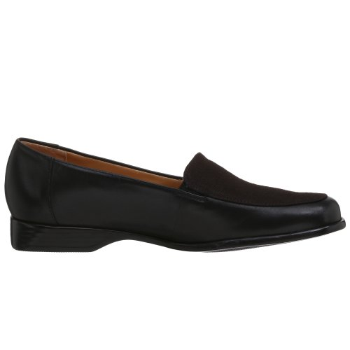 Trotters Mujeres Jess Loafer Black / Black