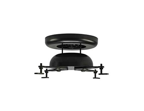 Sanus Tilt & Swivel Ceiling Projector Mount for TV projectors up to 50 lbs - VMPR1B by Sanus (Image #1)