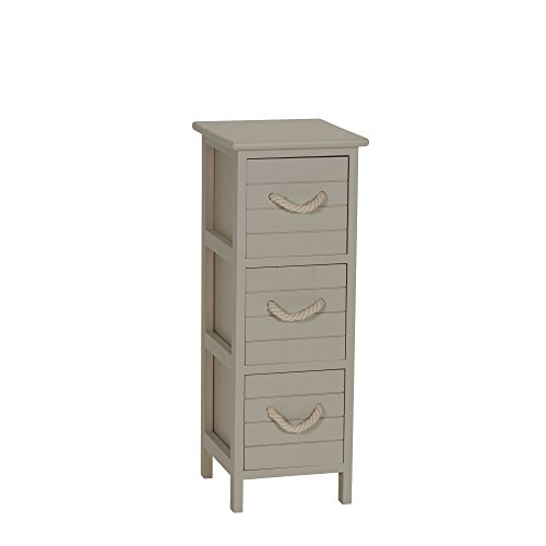 Household Essentials ML-5434 ML-5434 3 Drawer Chest ()