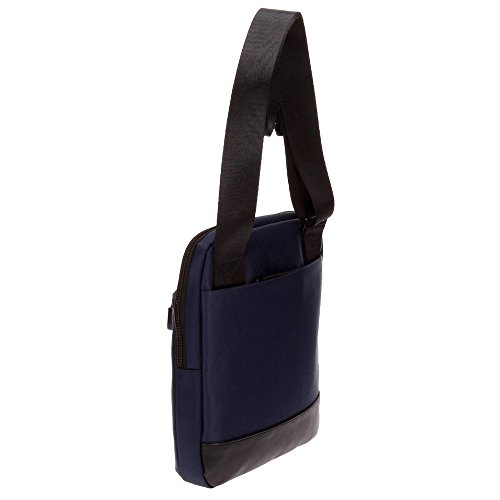 Beverly Hills Polo Club Bolt Borsa Messenger, 27 cm, 1.78 liters, Blu (Azul)