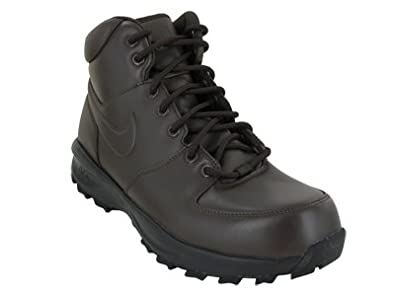63871265d42 nike ACG manoa leather mens hi top boots 454350 222 sneakers shoes ...