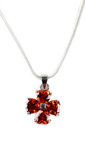 silver-plated-small-jerusalem-cross-red-garnet-crystal-gem-pendant-necklace-05-holy-land
