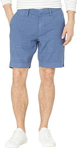 John Varvatos Star U.S.A. Men's Johnny Flat Front Shorts S165V1B Cornflower 29 9