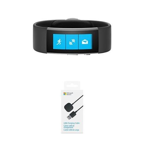Photo - Microsoft Band 2 & USB Charging Cable Bundle