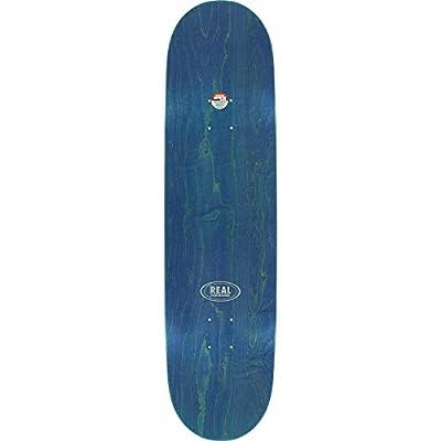 Real Skateboards Zion Wright High Seas Skateboard Deck - 8.5