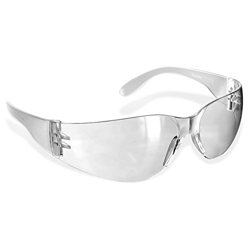 Rugged Blue SC-260 Polycarbonate Diablo Safety Glasses, - Glasses Cheap Online