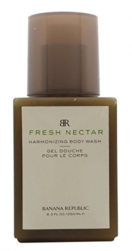 BANANA REPUBLIC FRESH NECTAR by Banana Republic for WOMEN: BODY WASH 8.4 OZ