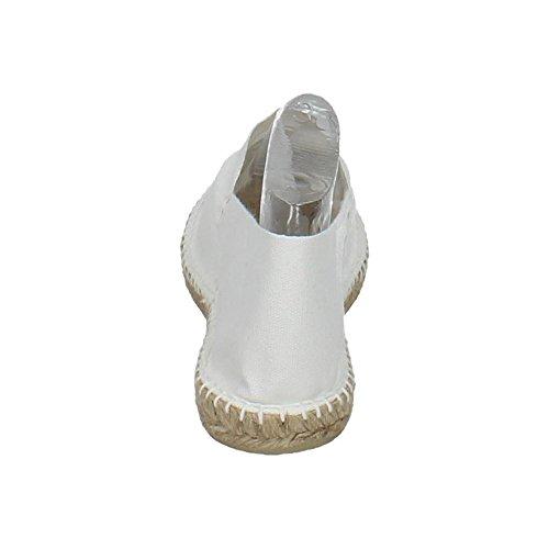 MADE IN SPAIN ,  Damen Espadrilles Weiß
