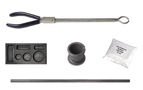 silver casting kit - 9
