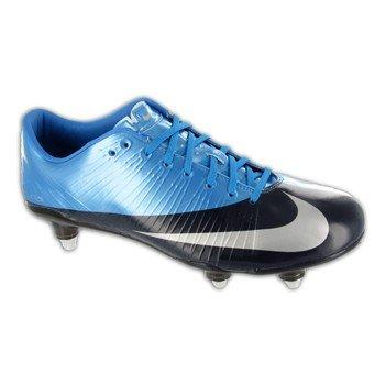 sale retailer 10cc6 d34fc Amazon.com | Nike Mercurial Vapor Superfly SG Blue/Black ...