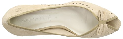 Gerry Weber Kitty 01 - Zapatos Mujer Beige - Beige (sisal 206)