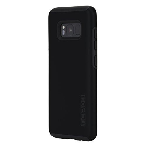 Incipio DualPro Case for Samsung Galaxy S8+ - Black/Black