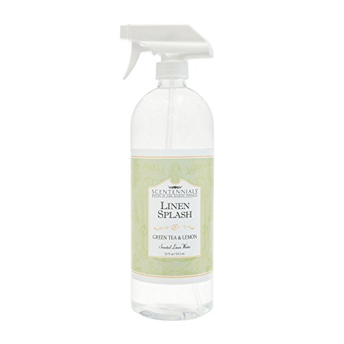 Scentennials Green Tea & Lemon Linen Spray 32oz