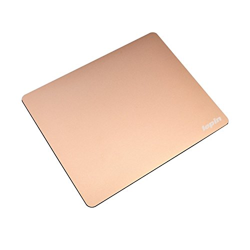 Lepin Metal Gaming Mouse Pad Hard and Precise for Gaming Mouse