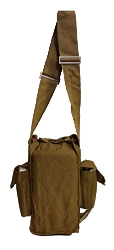 Military Outdoor Clothing Never Issued Russian Gas Mask Bag
